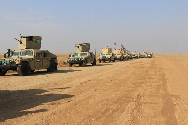 Iraqi military starts big operation against ISIL in west