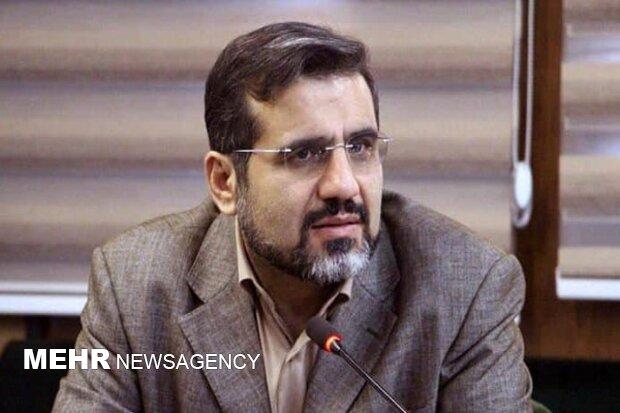 وزیر فرهنگ و ارشاد اسلامی وارد مشهد شد