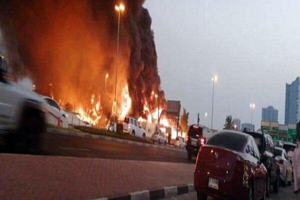 جزییات فاش نشده  از «انفجار جبل علی» امارات