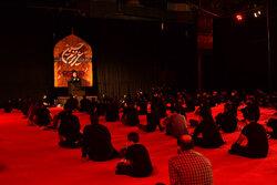 انجمن ریحانۃ النبی میں محرم کی دوسری شب میں مجلس عزا منعقد