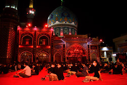 Imamzadeh Saleh of Tehran hosts Muharram ceremonies