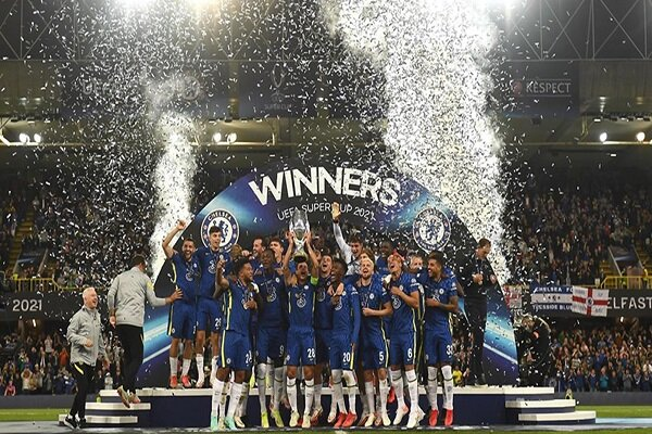 UEFA Süper Kupa'da Chelsea şampiyon oldu