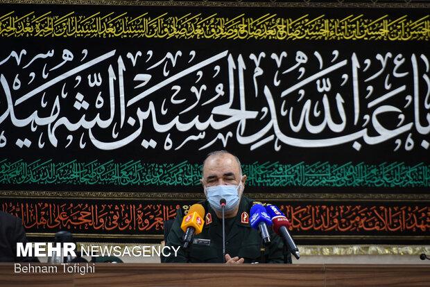 جلسه قرارگاه بهداشتی و درمانی امام رضا (ع) بسیج برگزار شد