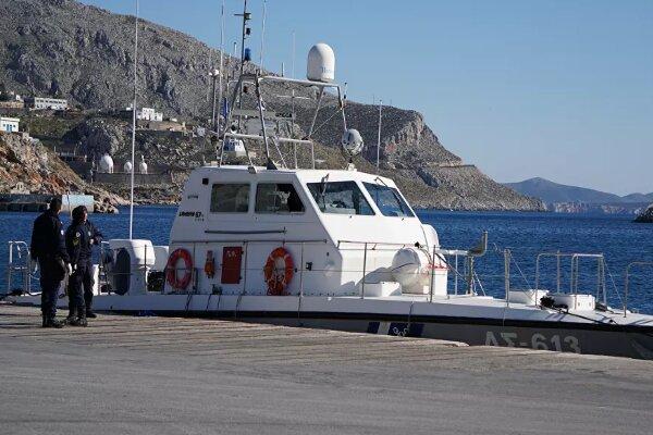 British-flagged ship sinks Near Greek Island: report