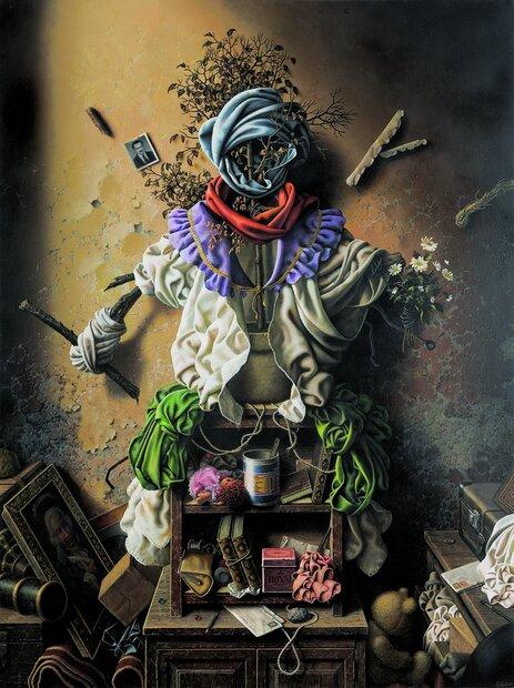 چهاردهمین حراج تهران برگزار شد/ کدام آثار میلیاردی چکش خوردند؟