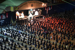 Fourth night of Muharram marked in Imam Ali Officers' Academy