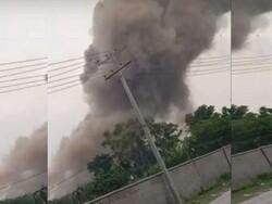 پاکستان میں فوجی وسائل بنانے والی فیکٹری میں دھماکے سے 3 اہلکار ہلاک
