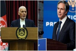 Blinken, Austin reportedly call on Afghan Pres. to resign