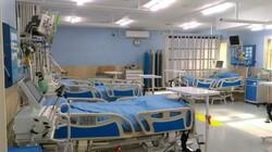 ۱۸ تخت ICU به بیمارستان امام رضا (ع) مشهد اضافه شد
