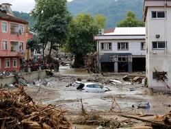 ترکی میں سیلاب کے نتیجے میں اب تک 17 افراد ہلاک