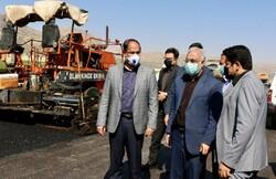 لزوم اتخاذ تمهیدات لازم برای جلوگیری ازتصرف اراضی آزادراه شیراز