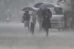 تخلیه ۳ میلیون شهروند ژاپنی در پی احتمال وقوع سیل مرگبار
