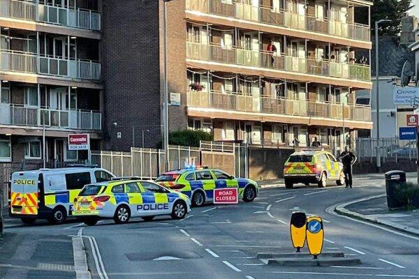 İngiltere'de silahlı saldırı: 6 kişi öldü