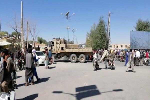 Taliban claims seizing Kandahar, Afghanistan 2nd largest city