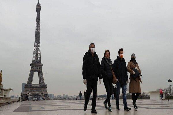 کشف بیش از ۲۸ هزار مورد ابتلا به کرونا در فرانسه طی ۲۴ ساعت گذشته