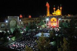 Muharram mourning ceremonies in Feyziyeh School of Qom