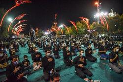 5th night of Muharram mourning ceremony observed in Shiraz
