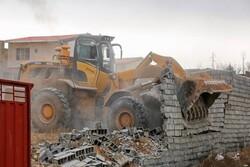 تخریب ۱۵۰۰ سازه غیرمجاز در اراضی کشاورزی خراسان رضوی