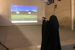 درخشش خبرنگار مهر در مسابقه تیراندازی ویژه خبرنگاران