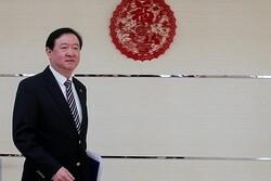 السفير الصيني يؤكد على توسيع التعاون بين طهران وبكين