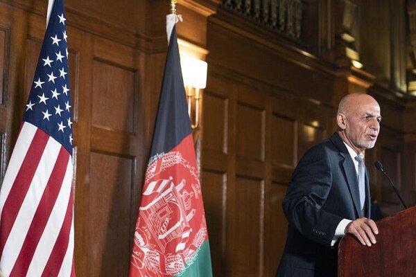 The end of Ashraf Ghani