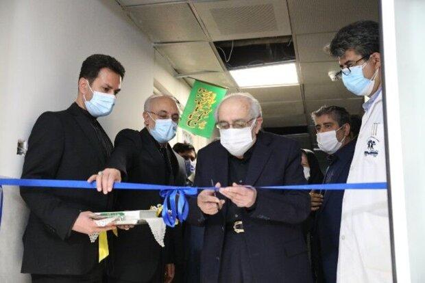 تدشين أول مركز طب نووي خاص بالأطفال بحضور رئيس الطاقة الذرية الإيرانية