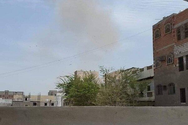 Terrible explosion, heavy shooting hit northern Aden in Yemen