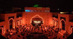 ہمدان میں محرم الحرام کی چھٹی شب میں مجلس عزا منعقد