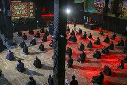 انجمن ریحانۃ الحسین (ص) میں مجلس عزا منعقد