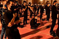 مراسم عزاداری سرور و سالار شهیدان با رعایت پروتکل ها در بیرجند