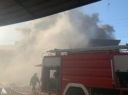 Two fires break out in Baghdad in less than 12 hours