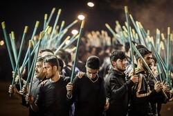 اجرای آیین سنتی «شاه حسین گویان» در فرهنگسرای بهمن
