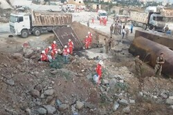 لبنان ... عشرات الضحايا جراء انفجار صهريج وقود بعكار