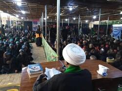 نائجیریا میں حضرت امام حسین (ع) کی عزاداری میں عوام کی بھر پور شرکت