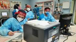 نذر سلامتیِ هیئتهای مذهبی مشهد/ توزیع ۵۰۰۰ ماسک در بیمارستانهای کرونایی