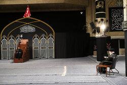 Ayetullah Hamanei'nin huzurunda matem merasimi düzenlendi