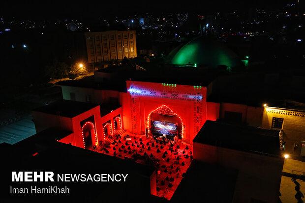 6th night of Muharram mourning ceremony held in Hamedan