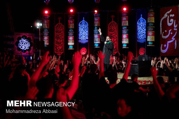 Tehraners hold 6th night of Muharram mourning ceremony