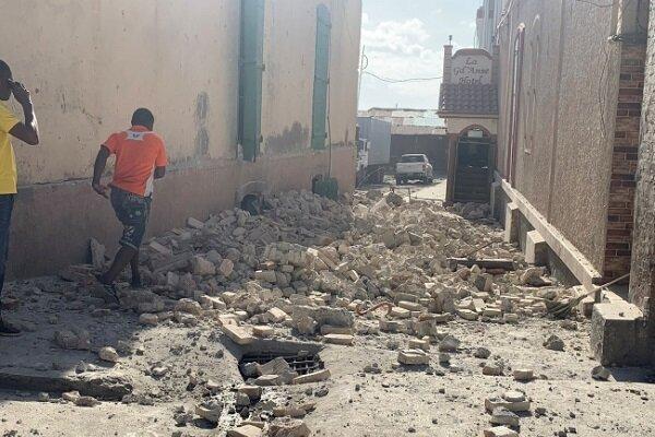 Haiti'deki depremde ölü sayısı 304'e yükseldi