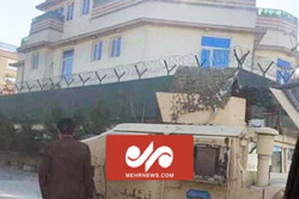 VIDEO: Mansion of Abdul Rashid Dostum falls to Taliban