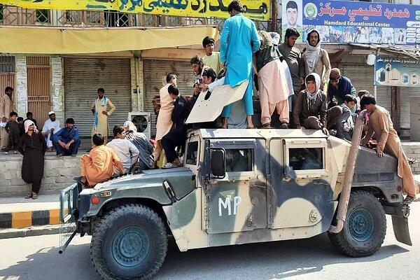Afghanistan capital Kabul falls to Taliban: Spox