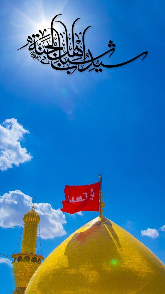 قیام عاشورا صحنه نمایش تسلیم و رضا/جلوههای ادب در یاران حسین(ع)