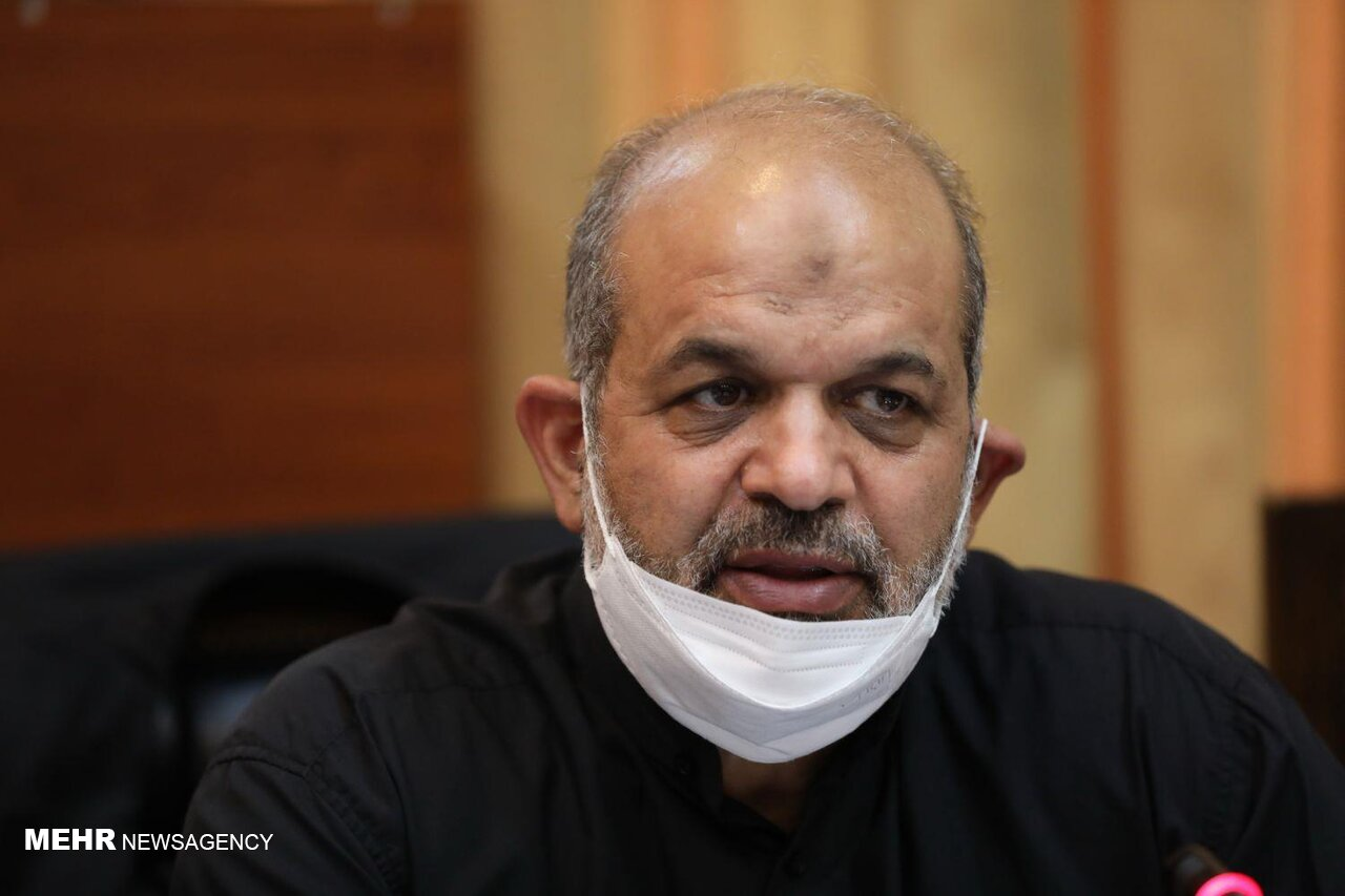 وزیر کشور با نماینده ولیفقیه در خوزستان دیدار کرد