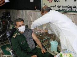 COVID-19 Vaccination Plan kicks off at mosques in Mashhad