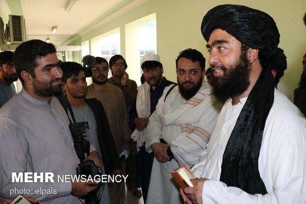 Taliban hükümet için ilk atamaları yaptı