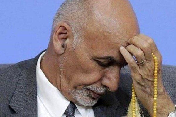 """""""Afganistan'ı terk eden eden Eşref Gani Umman'da"""" iddiası"""