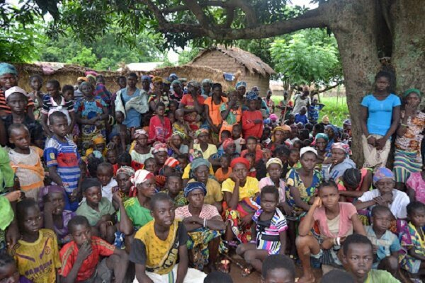 Over 11,000 Cameroon's citizens flee to Chad
