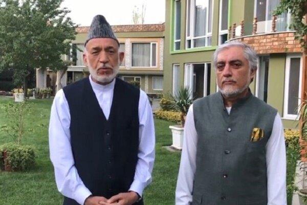Karzai, Abdullah reportedly under house arrest