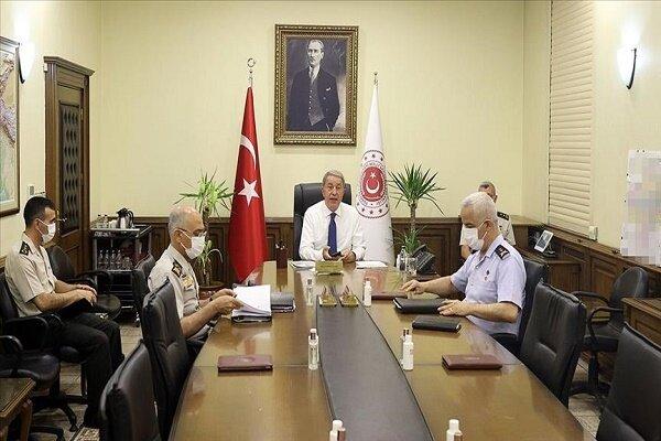 برگزاری نخستین نشست وزارت دفاع ترکیه در خصوص افغانستان