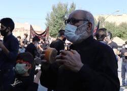 آئین سنگ زنی سبکی خاص از سوگواری در شهرضا/عزاداری در شب «بنی اسد»